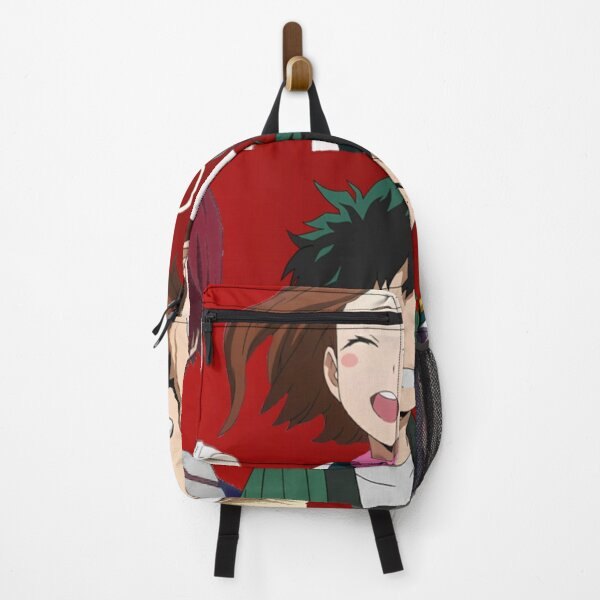 My Hero Academia Backpack RB0605 product Offical Anime Backpacks Merch