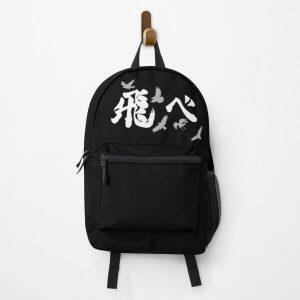 Haikyuu Karasuno 'Fly' Backpack RB0605 product Offical Anime Backpacks Merch