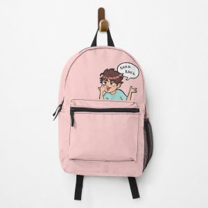 "OIKAWA ""BAKA"" Backpack RB0605 product Offical Anime Backpacks Merch"