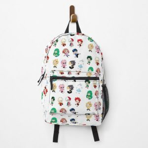 Chibi My Hero Academia Backpack RB0605 product Offical Anime Backpacks Merch