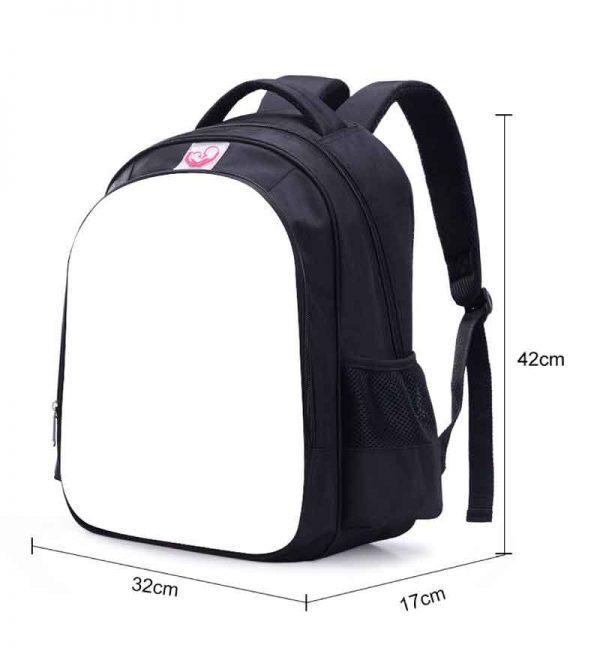 16 Inch Anime Game Genshin Impact Children School Bag Orthopedic Backpack Student Boy Girl Mochila Infantil 2 - Anime Backpacks