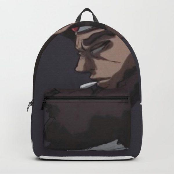 Afro samurai 2 - Anime Backpacks