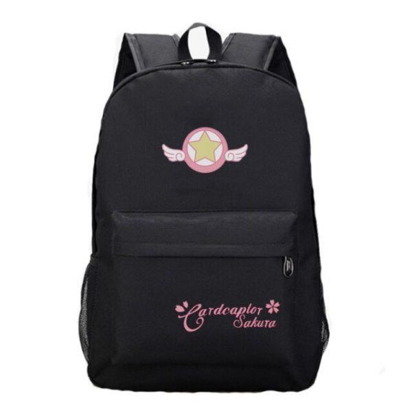Anime Card Captor Sakura Backpack Boys Girls School Backpacks Men Women Laptop Bags Students Book Rucksack 12.jpg 640x640 12 - Anime Backpacks