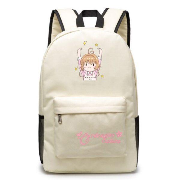 Anime Card Captor Sakura Backpack Boys Girls School Backpacks Men Women Laptop Bags Students Book Rucksack 3.jpg 640x640 3 - Anime Backpacks