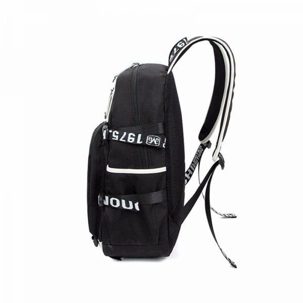 Anime The Rising Of The Shield Hero Backpack Laptop Travel Bag Bookbags for Students Adult Shoulder 4 - Anime Backpacks