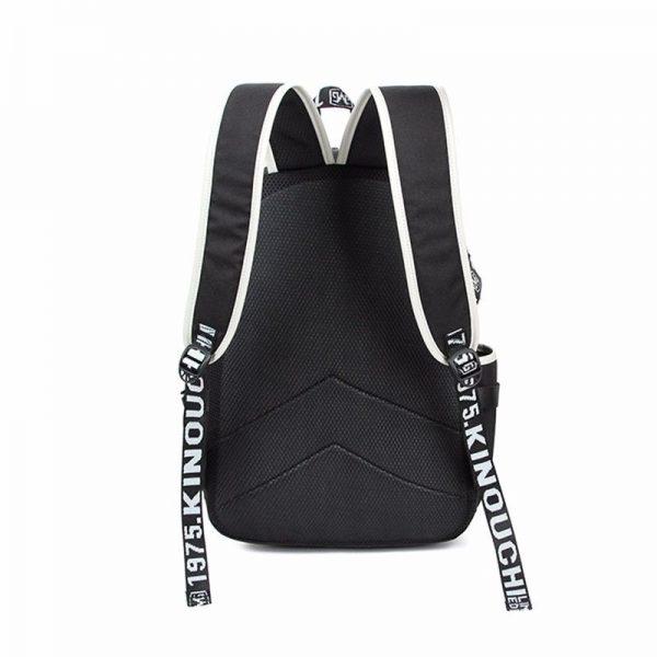 Anime The Rising Of The Shield Hero Backpack Laptop Travel Bag Bookbags for Students Adult Shoulder 5 - Anime Backpacks