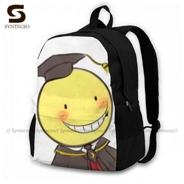 Assassination Classroom Backpacks Teenage Large Unusual Backpack Polyester Trekking Bags 7.jpg 640x640 7 - Anime Backpacks