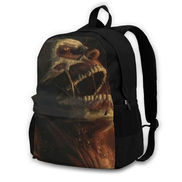 Attack On Titan Backpacks Polyester Workout Male Backpack Lightweight Aesthetic Bags 13.jpg 640x640 13 - Anime Backpacks