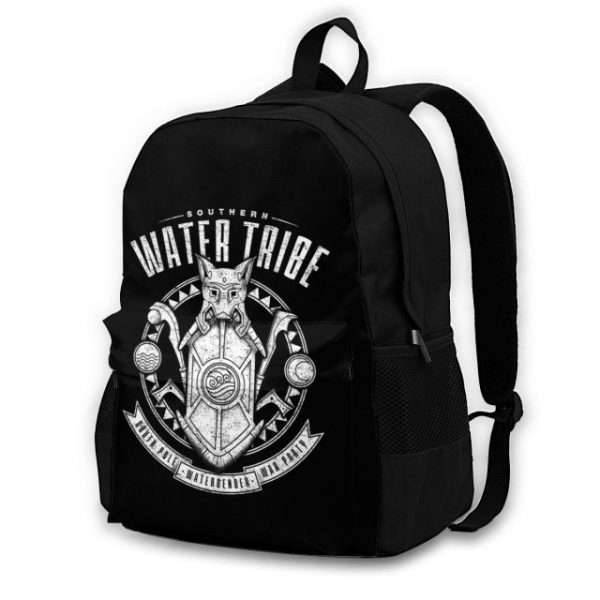 Avatar The Last Airbender Backpacks Polyester Picnic Teenage Backpack Breathable Funny Bags 12.jpg 640x640 12 - Anime Backpacks
