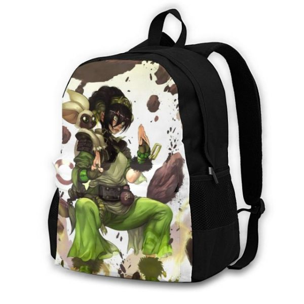 Avatar The Last Airbender Backpacks Polyester Picnic Teenage Backpack Breathable Funny Bags 8.jpg 640x640 8 - Anime Backpacks