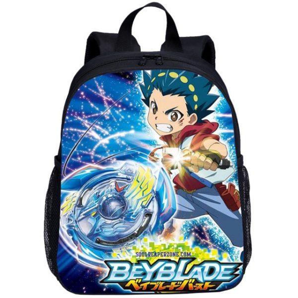 Beyblade Burst Anime Game Mini Backpacks Kids School Bag For Teenage Boys Children Bagpack Mochila Bookbag 6.jpg 640x640 6 - Anime Backpacks
