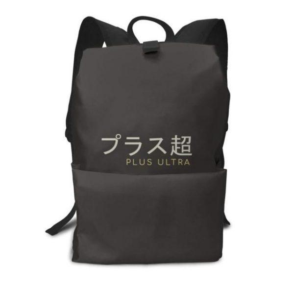 Black Clover Backpack Black Clover Backpacks High quality Trending Bag Man Woman Print Multifunctional Bags 1.jpg 640x640 1 - Anime Backpacks
