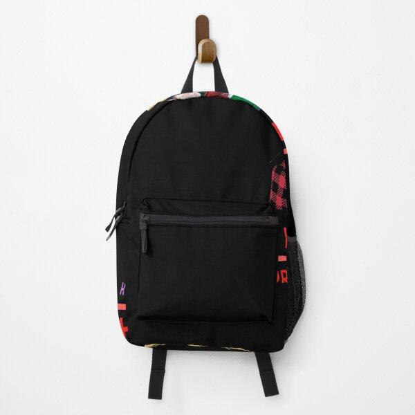 Burn the Witch Backpacks 2 redbuuble des - Anime Backpacks