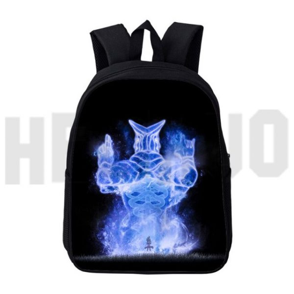 Casual Canvas Japan Anime 12 16inch Akatsuki Itachi Backbags Akatsuki Backpack Men 3D Print Schoolbag Zipper 19.jpg 640x640 19 - Anime Backpacks