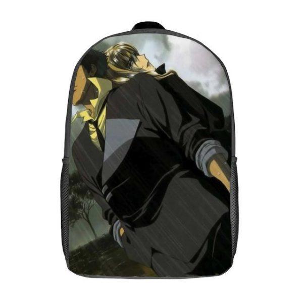 Cowboy Bebop Backpacks Workout Teenage Durable Backpack Casual Polyester Bags 3.jpg 640x640 3 - Anime Backpacks