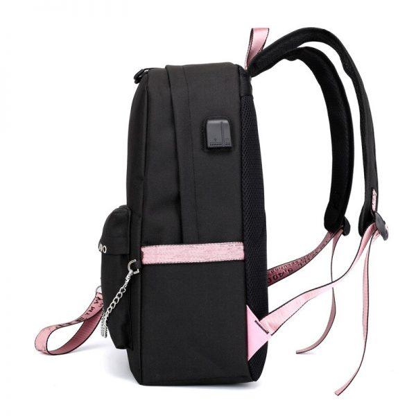 Genshin Impact Waterproof Backpack Children School Bags Kids Satchel Backpacks Primary School Backpack enfant 1 - Anime Backpacks