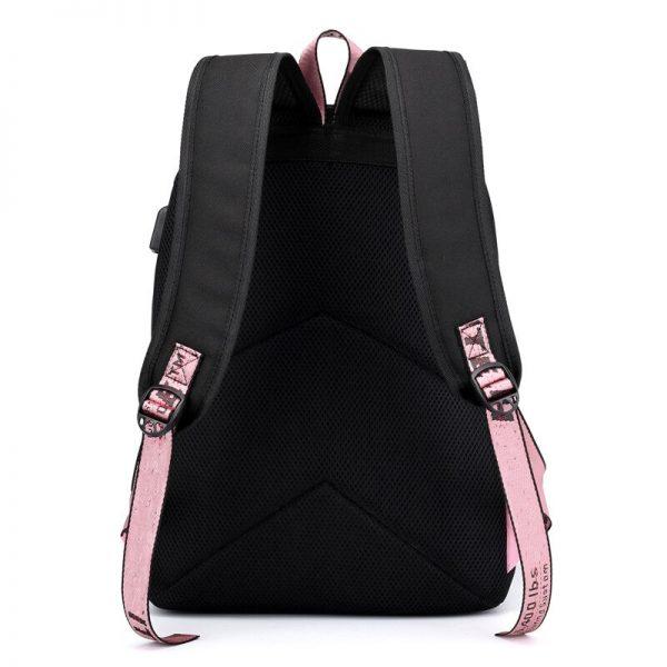 Genshin Impact Waterproof Backpack Children School Bags Kids Satchel Backpacks Primary School Backpack enfant 2 - Anime Backpacks