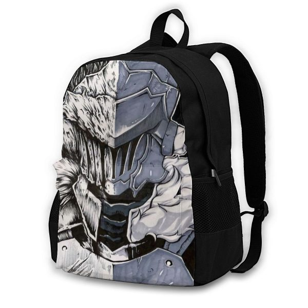 Goblin Slayer Backpacks Travel Youth Pattern Backpack Pretty Polyester Bags - Anime Backpacks