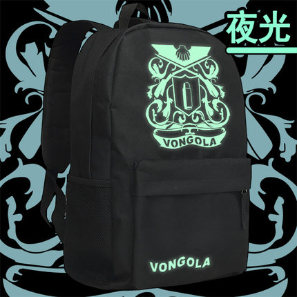 HITMAN REBORN Cosplay Backpack Anime Reborn Oxford School Bag - Anime Backpacks