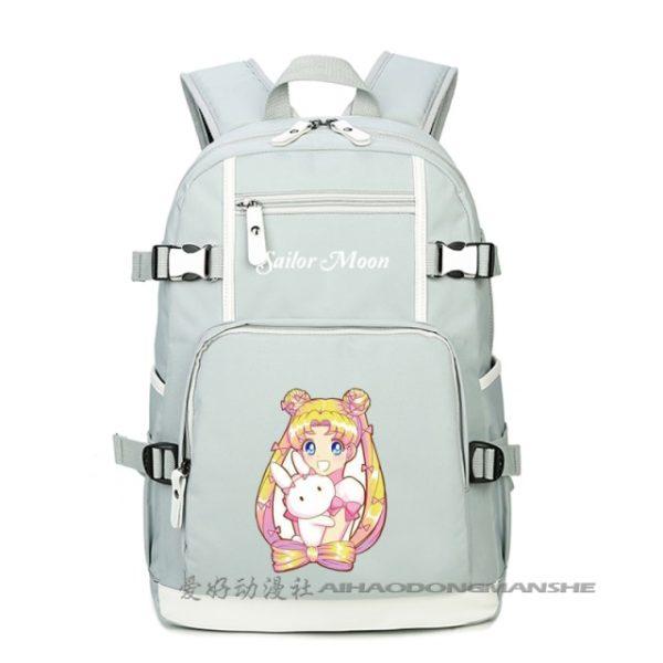 Harajuku Sailor Moon Luminous Cosplay Backpacks Women Anime Laptop Schoolbag Kawaii cute Rucksack Mochila Feminina A71205 11.jpg 640x640 11 - Anime Backpacks