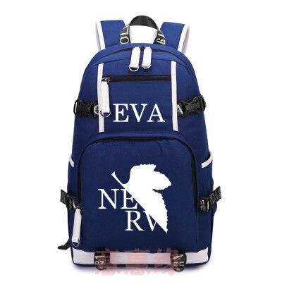 Hot Anime Backpack Cosplay EVA Canvas Bag Schoolbag Travel Bags 12.jpg 640x640 12 - Anime Backpacks