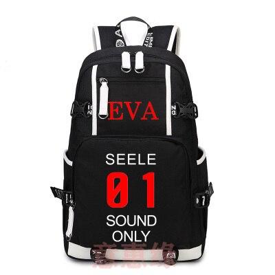 Hot Anime Backpack Cosplay EVA Canvas Bag Schoolbag Travel Bags 6.jpg 640x640 6 - Anime Backpacks