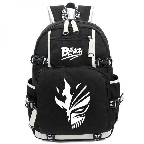 Hot Janpan Anime Ichigo Kurosaki Luminous Backpack Fashion Cartoon Bleach Rucksack Children Students School Bags Mochila - Anime Backpacks