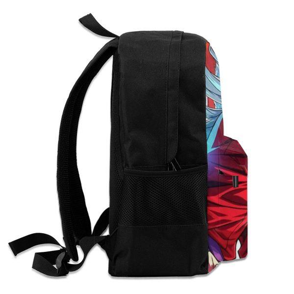 Inuyasha Backpacks Workout Male Soft Backpack Beautiful Polyester Bags 4 - Anime Backpacks