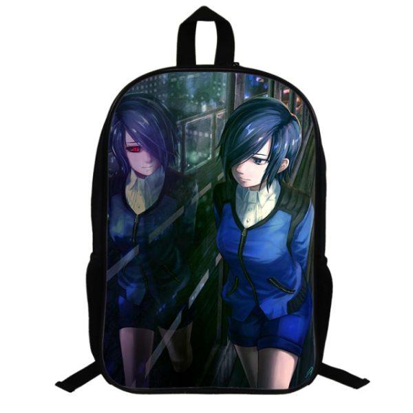 Japanese anime tokyo Ghoul Backpack 3D Cosply Print School Bags Girls Travel Bag demon Notebook Bags 11.jpg 640x640 11 - Anime Backpacks