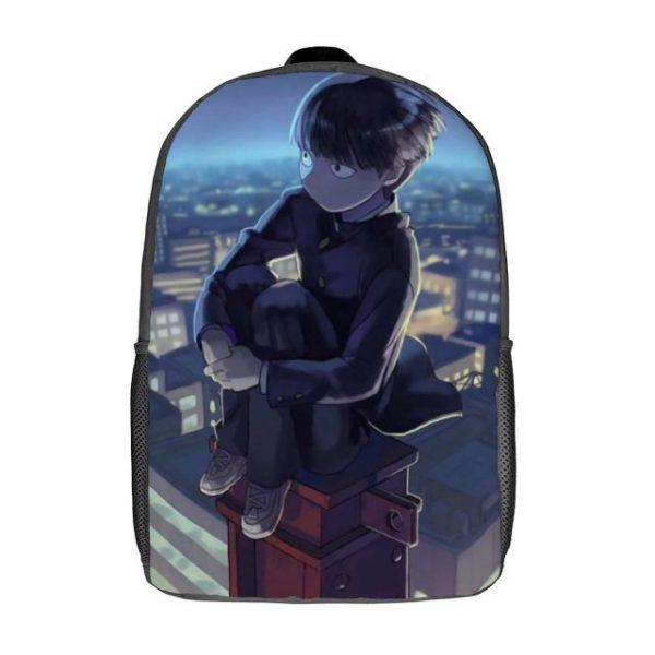 Mob Psycho Backpacks Soft Fun Polyester Backpack Jogging Runner Bags 5.jpg 640x640 5 - Anime Backpacks