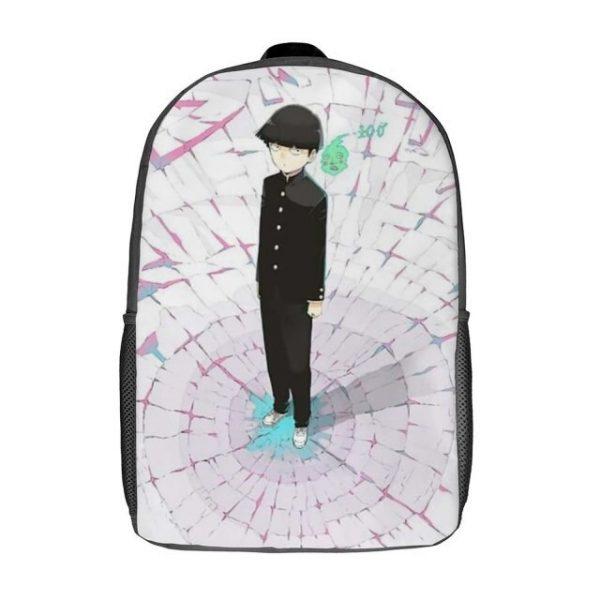 Mob Psycho Backpacks Soft Fun Polyester Backpack Jogging Runner Bags 6.jpg 640x640 6 - Anime Backpacks