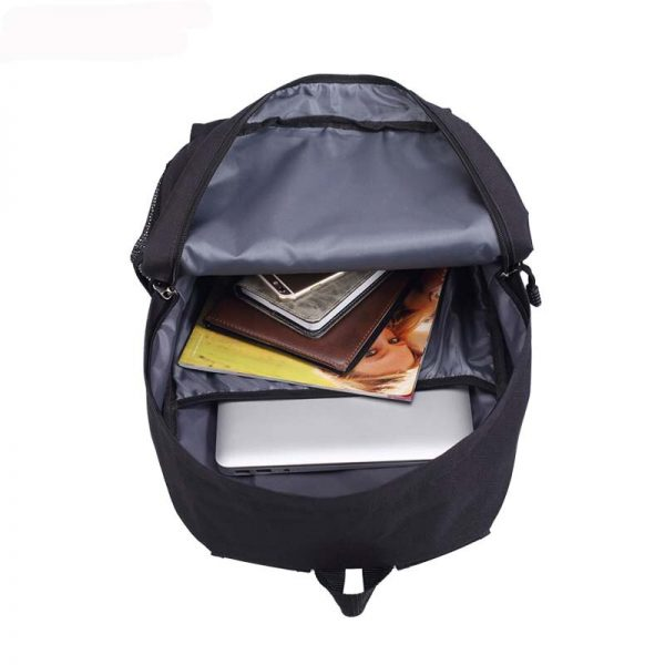 New Bleach Backpack Anime Kurosaki Ichigo oxford Schoolbags Fashion Unisex Travel Bag 3 - Anime Backpacks