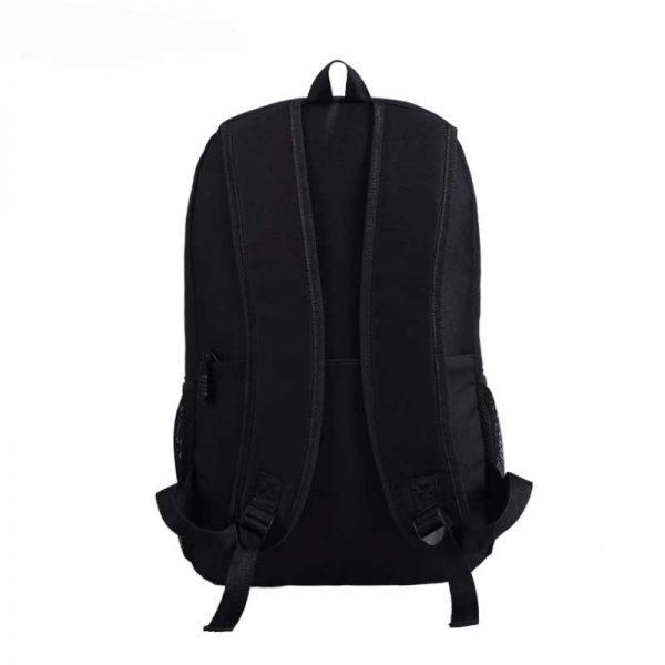 New Bleach Backpack Anime Kurosaki Ichigo oxford Schoolbags Fashion Unisex Travel Bag 4 - Anime Backpacks
