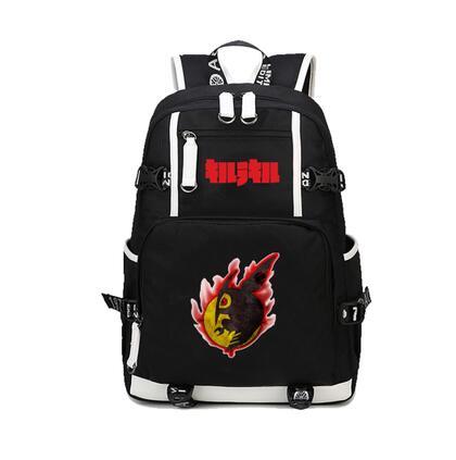 New Japanese Anime Harajuku KILL la KILL Matoi Ryuuko Printing Backpack Canvas School Bags for Teenagers 2 - Anime Backpacks