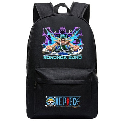 One Piece Backpack Luffy Teenagers Anime Rucksack Canvas Zoro Ace Gear Fourth Schoolbag 10.jpg 640x640 10 - Anime Backpacks