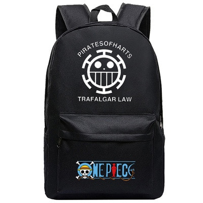 One Piece Backpack Luffy Teenagers Anime Rucksack Canvas Zoro Ace Gear Fourth Schoolbag 11.jpg 640x640 11 - Anime Backpacks
