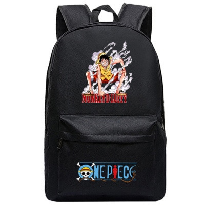 One Piece Backpack Luffy Teenagers Anime Rucksack Canvas Zoro Ace Gear Fourth Schoolbag 16.jpg 640x640 16 - Anime Backpacks