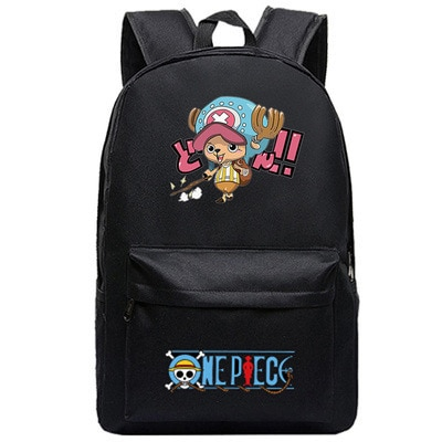 One Piece Backpack Luffy Teenagers Anime Rucksack Canvas Zoro Ace Gear Fourth Schoolbag 17.jpg 640x640 17 - Anime Backpacks
