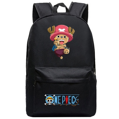 One Piece Backpack Luffy Teenagers Anime Rucksack Canvas Zoro Ace Gear Fourth Schoolbag 18.jpg 640x640 18 - Anime Backpacks