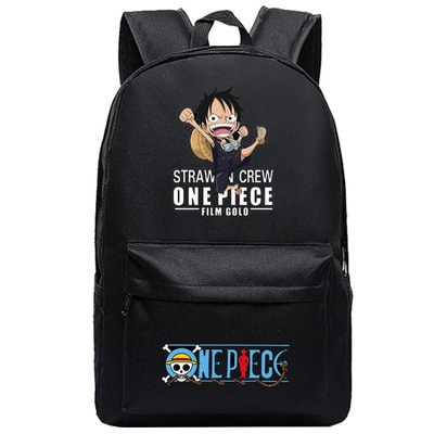 One Piece Backpack Luffy Teenagers Anime Rucksack Canvas Zoro Ace Gear Fourth Schoolbag 19.jpg 640x640 19 - Anime Backpacks