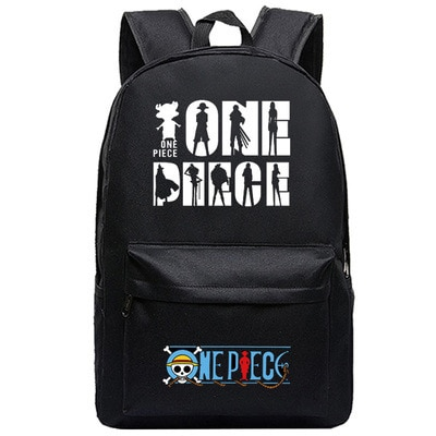 One Piece Backpack Luffy Teenagers Anime Rucksack Canvas Zoro Ace Gear Fourth Schoolbag 8.jpg 640x640 8 - Anime Backpacks