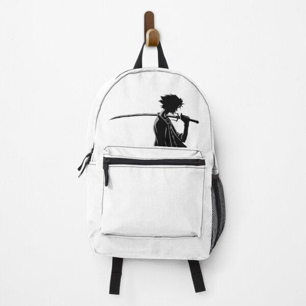 Samurai Champloo Backpacks 2 redb - Anime Backpacks