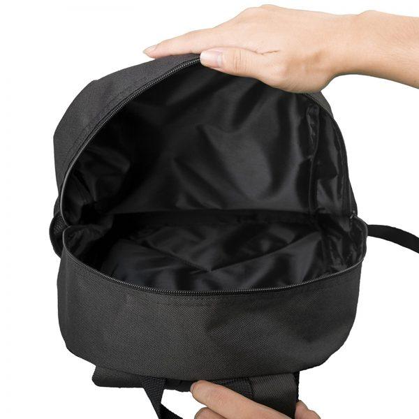 Soul Eater Backpacks Print Elegant Polyester Backpack Camping Unisex Bags 4 - Anime Backpacks