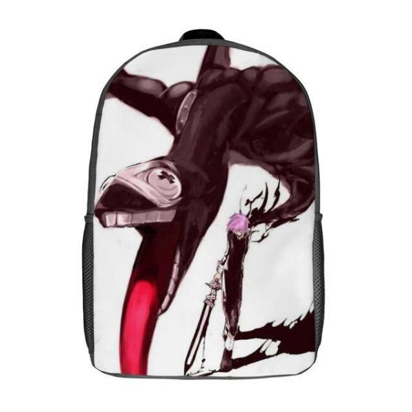 Soul Eater Backpacks Print Elegant Polyester Backpack Camping Unisex Bags 4.jpg 640x640 4 - Anime Backpacks