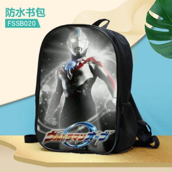 Ultraman Fashion Anime Customized Backpacks Rucksacks School Backpack Casual Bags travel Knapsack Unisex New 10.jpg 640x640 10 - Anime Backpacks