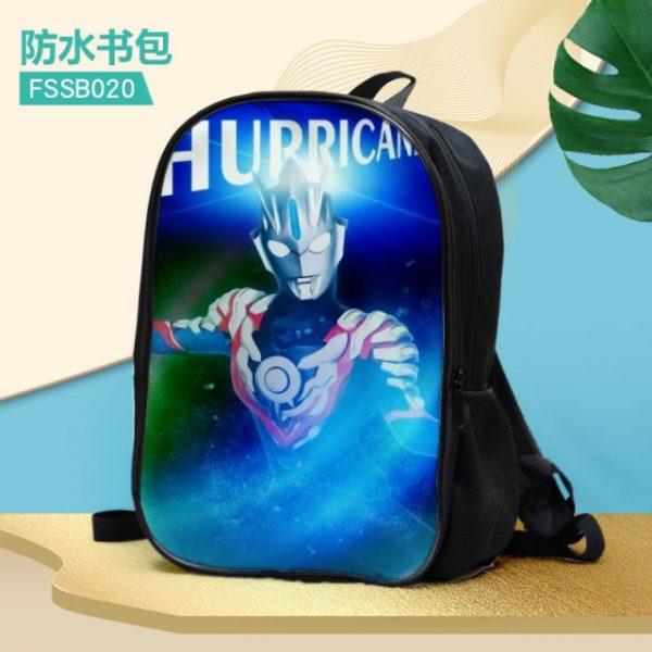 Ultraman Fashion Anime Customized Backpacks Rucksacks School Backpack Casual Bags travel Knapsack Unisex New 12.jpg 640x640 12 - Anime Backpacks