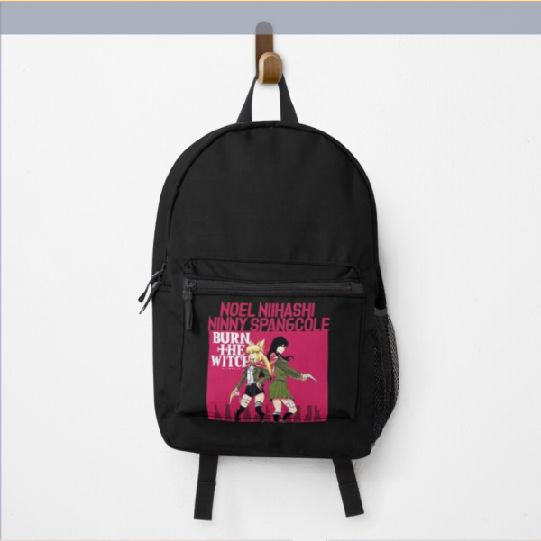 burn the witch 3 - Anime Backpacks