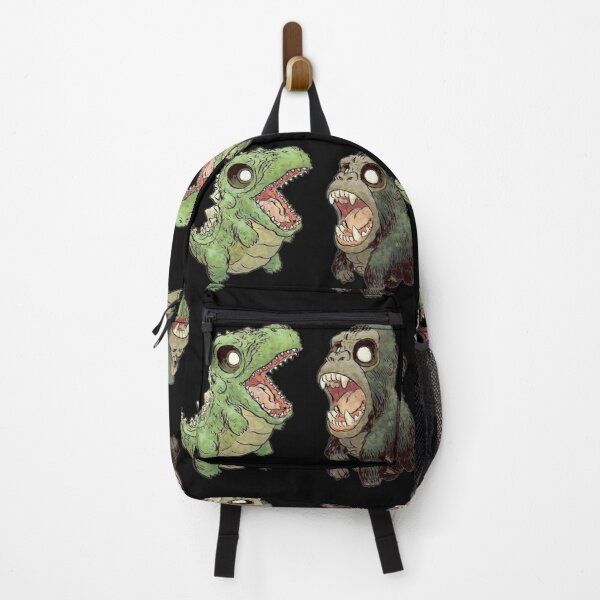 godzila redb 1 - Anime Backpacks