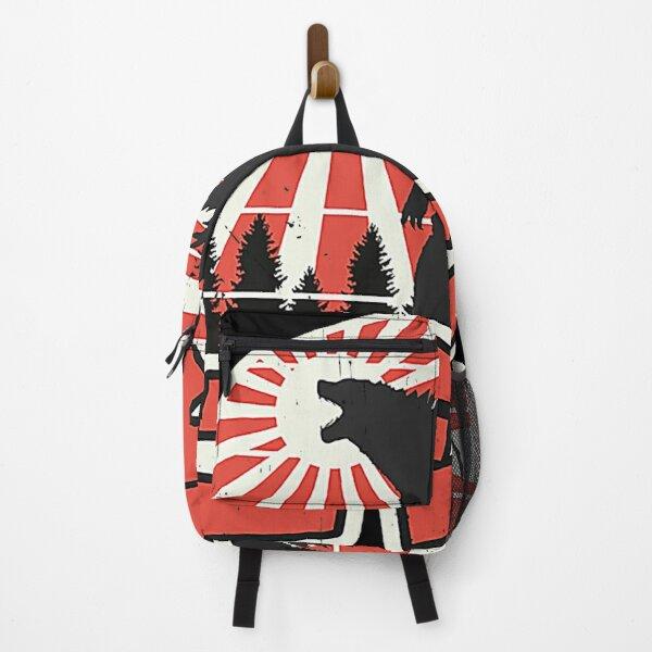 gozila 2 - Anime Backpacks