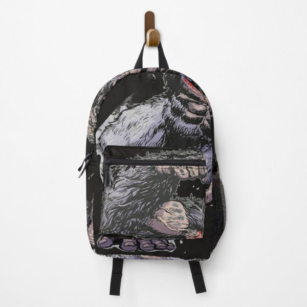 gozila 3 - Anime Backpacks